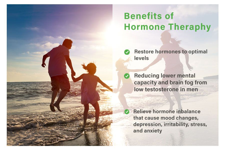 Hormone Replacement Therapy With Biote Horizon Internal